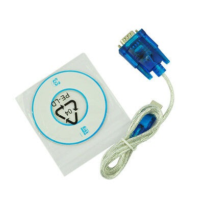 25S8 USB TO RS232 SERIAL Adapter CABLE DB9 PIN PL2303