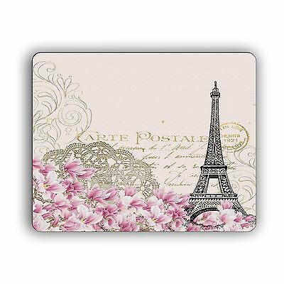 Computer Mouse Pad Paris Postcard Desktop PC Mousepad