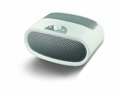 Bionaire Compact Air Purifier & Dual Positioning, Remove Odour Mould Dust Smoke