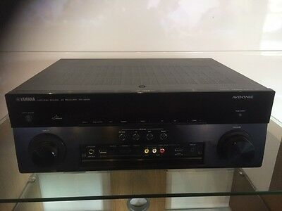 Yamaha RX-A830 AVENTAGE 7.2-channel Network AV Receiver Black