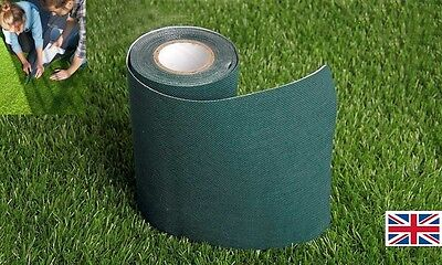 3 x 5 Metre ARTIFICIAL GRASS SELF ADHESIVE JOINING FIXING TAPE FOR TURF SEAMS x1
