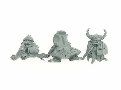Dwarf Warriors - Body D with 2 Options - *BITS*