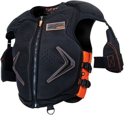 HMK Vest Protector Snocross Snowmobile Riding Chest Back & Arm Guard