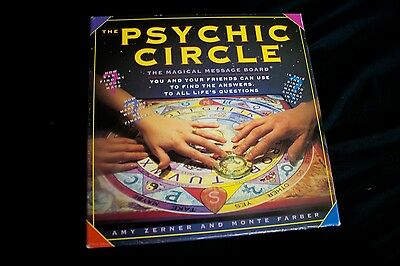 The Psychic Circle Board Game