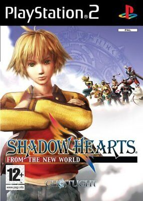 Shadow Hearts: From The New World PS2 | PlayStation 2  - New Game