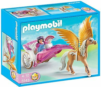 Playmobil Princess Pegasus Carriage - Kids Toy - Presents and Gifts for Children