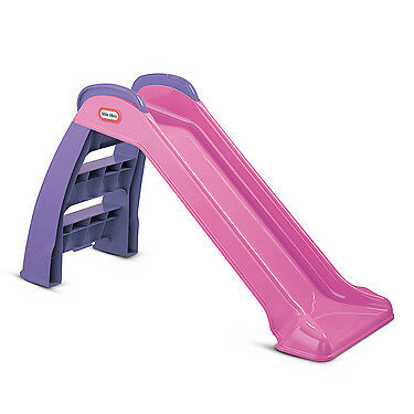 Little Tikes First Slide Pink - Kids Toy - Presents and Gifts for Children