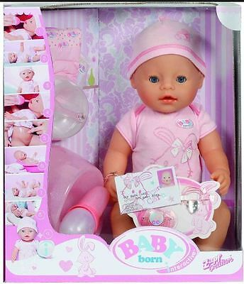 Baby Born Interactive Doll - Kids Toy - Presents and Gifts for Children
