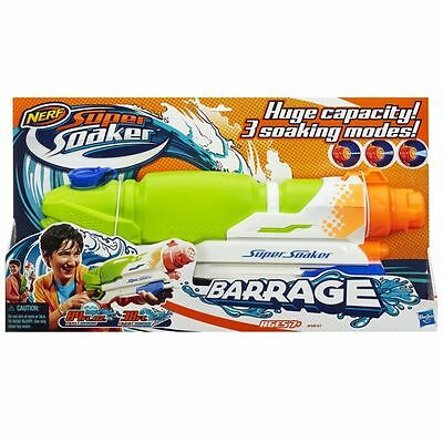 Nerf Super Soaker Barrage - Kids Toy - Presents and Gifts for Children