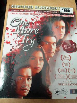 One More try Angelica Panganiban Dingdong tagalog Filipino dvd Philippines