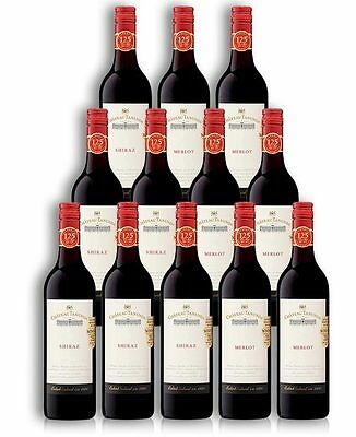 Chateau Tanunda Power Reds (12 Bottles)