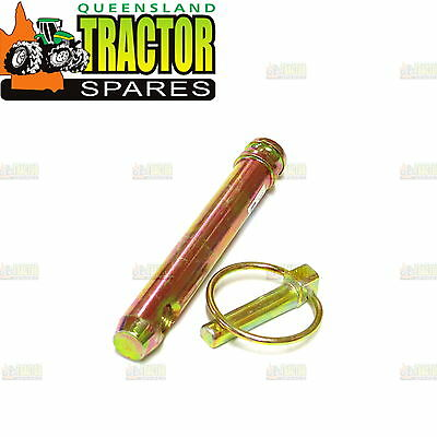 Tractor Top Link Implement Pin Cat 1 100mm Useable Length