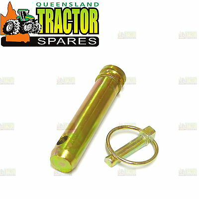 David Brown Tractor Top Link Pin Implement End Cat 2 88mm Useable Length
