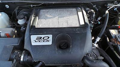 Holden Colorado 4Jj1 3.0L Diesel Engine Cover Rc 07/08-12/11