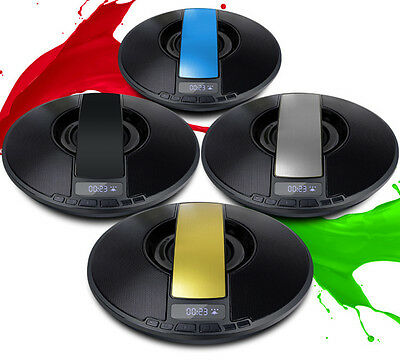 1pc Big Power Portable Wireless Bluetooth Speaker Stereo Audio Player 5 Colors