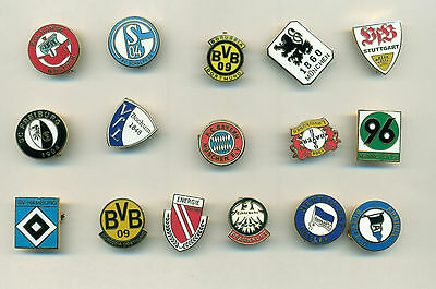 German Football Club Badges              FREE (UK)  P+P