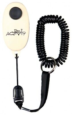 NEW Dogs Training & Agility Dog Activity Soft Clicker 2298