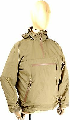 British army combat,thermal lightweight smock -Color light Olive Size - X- LARGE