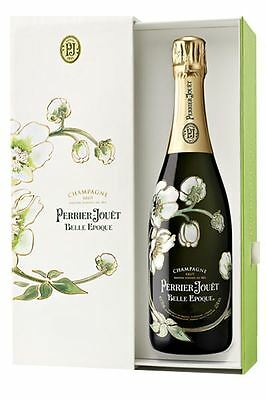 Perrier Jouet Belle Epoque 2007 Champagne 75cl Gift Box