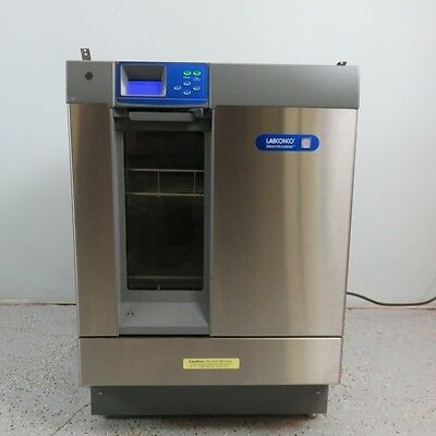 Labconco Steamscrubber Lab Glass Washer Tested with Warranty Video in Listing
