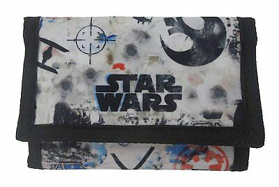Star Wars ROGUE ONE Trifold Wallet Genuine Licensed  Product