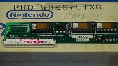 Nintendo PLAYCHOICE 10 TEN - GRADIUS PCB Cartridge-Tested and Working