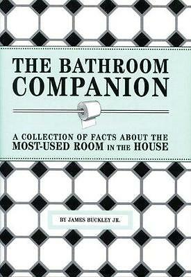 The Bathroom Companion, James Matthew Buckley, New Book