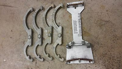 LDH Spanner Wrench Set With Holder