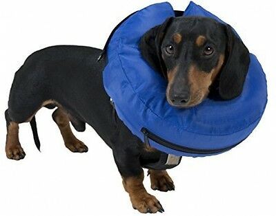 Scratch Resistant Inflatable Collar Large Washable Durable Golden Retriever Flat