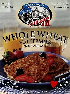 Pancake Btrmlk Wh White Mix -Pack of 6. Free Delivery