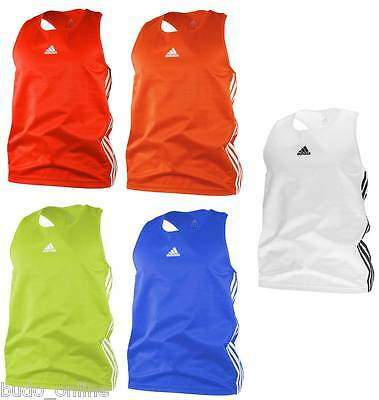 *Sale Adidas Energy Boxing Vest Lightweight Fabric Sleeveless Tank Top Gym