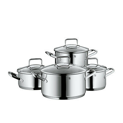 NEW WMF Trend Cookware Set 4pc (RRP $600)