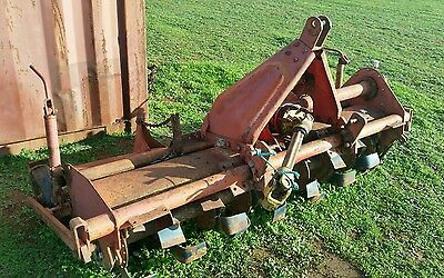 Krone 7ft rotary hoe 3pl tractor