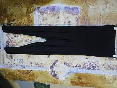 black jumpsuit size girls 10 womens 8