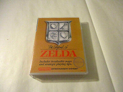 The Legend of Zelda  CUSTOM NES - Nintendo CASE (***NO GAME***)