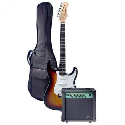 STAGG ESURF 250 SB UK - GUITARRA ELéCTRICA (TIPO SUNBURST) 3500