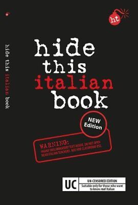 Hide This Italian Book (Hide This Book), Apa Publications, New Book