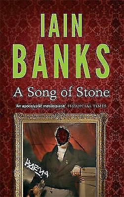 A Song Of Stone, Banks, Iain, New Book