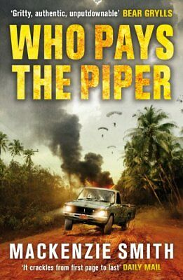 Who Pays The Piper, Smith, Mackenzie, New Book