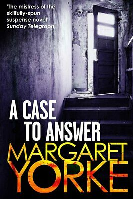A Case To Answer, Yorke, Margaret, New Book