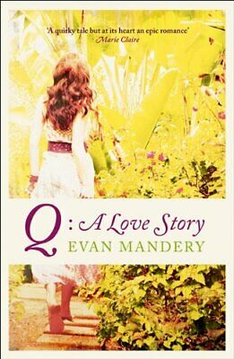 Q: A Love Story, Mandery, Evan, New Book