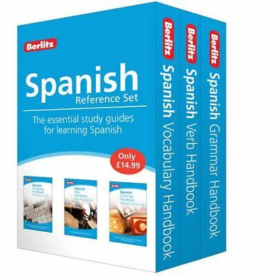 Berlitz: Spanish Reference Set (Berlitz Reference Set), Berlitz Publishing, New