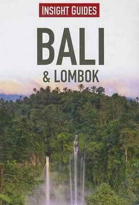 Insight Guides: Bali & Lombok (Insight Regional Guide), Guides, Insight, New Boo