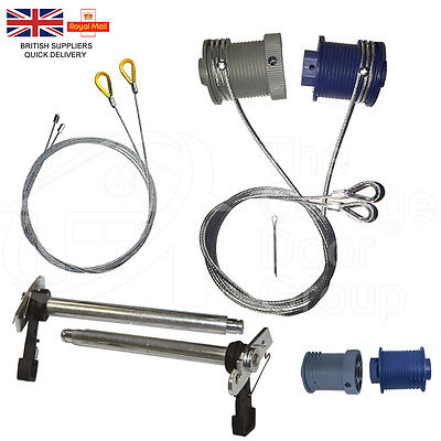 Cardale CD Pro Repair Kit Safelift Anti Drop Roller Spindles Cables Cones Spares
