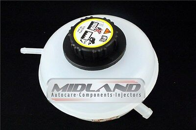 Freelander 1.8 Petrol Engine Coolant Expansion Bottle Tank + Pressure Cap *new*