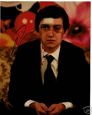 Craig Roberts Actor Submarine  Hand  Signed Photograph 10 x 8