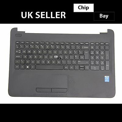 Hp 250 G4 Palmrest Touchpad Keyboard Top Chassis Cover Ap1Em000A00