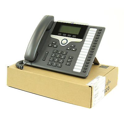 Cisco 7861 IP VoIP Phone -PoE - CP-7861-K9 - Lot of NEW - 1 Year Warranty / 100%