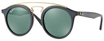 b22685faf320 New Ray-Ban Gatsby Rb 4256 Rb4256 49 Green Lens   Black Frame Sunglasses