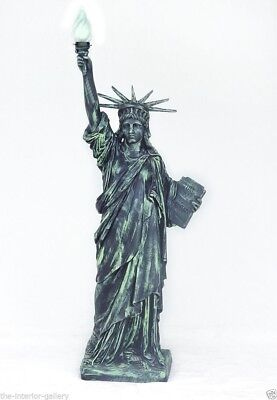 Statue of Liberty with Light Statue - Statue of Liberty Statue Replica - 5.5 FT